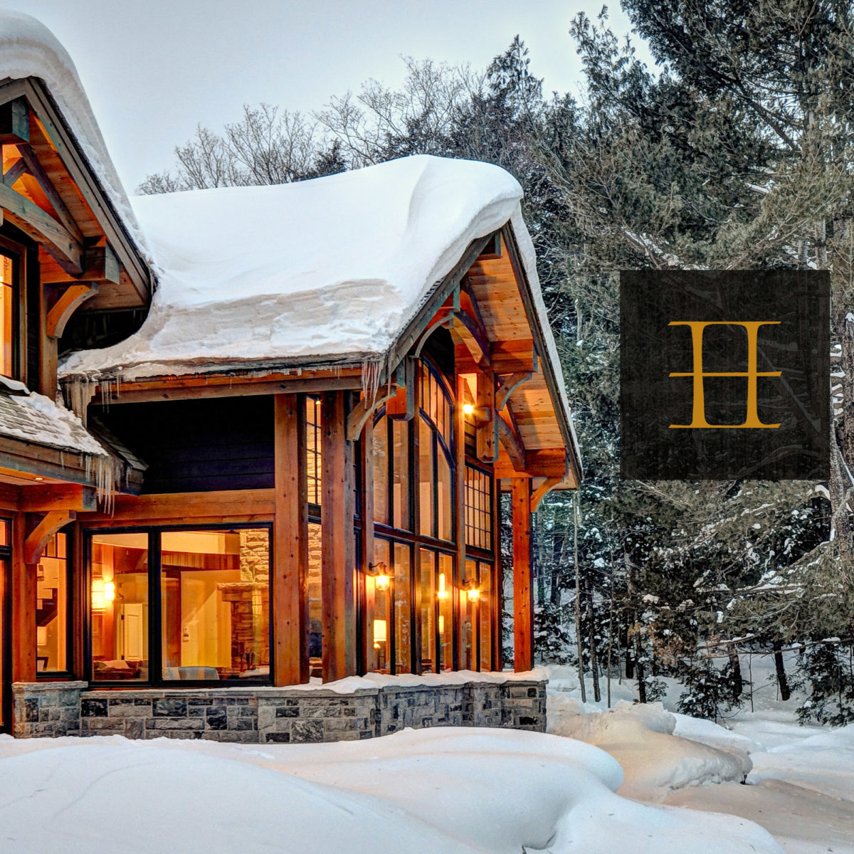 Hirsh Log Homes