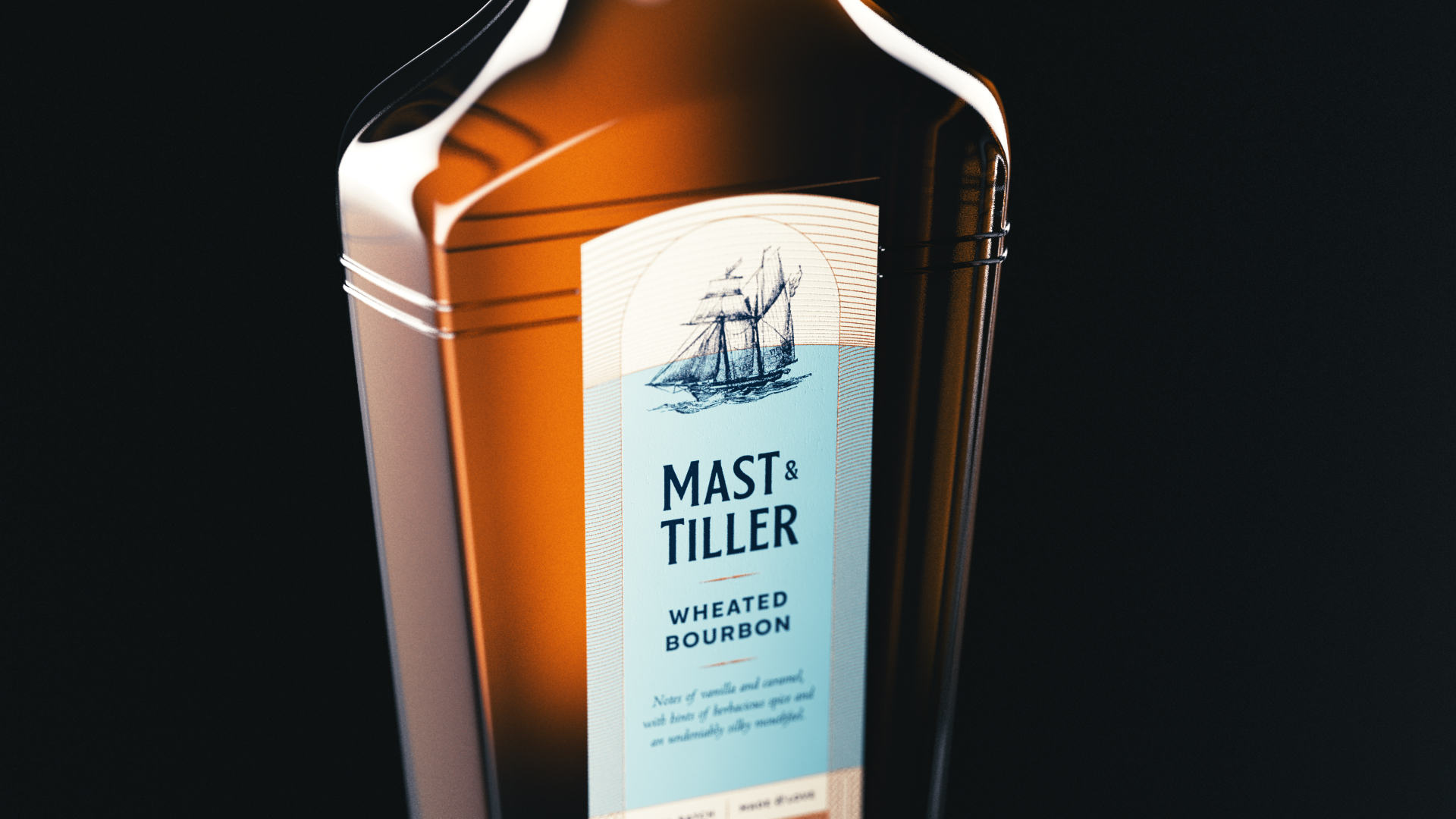 Mast & Tiller